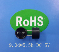 Active high temperature resistance buzzer 9*5.5MM DC5V