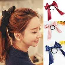 Women Pretty Ribbon Bow