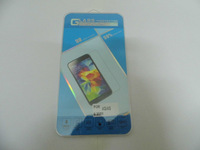 Gorilla Tempered Glass LCD Screen Film Shatter & Scratch-Proof PROTECTOR Screen Guard with retail package for iphone 4 4S