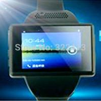 2014 Fashion Black  -An1-10 New quad-band Andrews - Fashion - smart watch phone - Free Shipping
