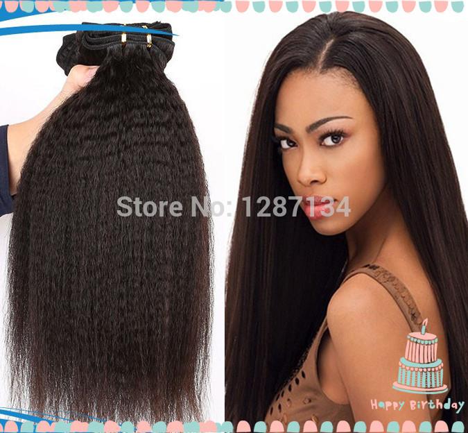 Yaki Human Hair Weave Sale 34