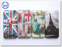 $0.98 Wholesale For iPhone 5C Cases UK Flag Vintage Tower Design Cover for Apple  iPhone5c