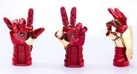 Univerisal10pcs/lot 2013 New Arrival limited edition The avengers Iron Man 3 left hand LED USB Flash Drive 1g - 32g Pen Drive
