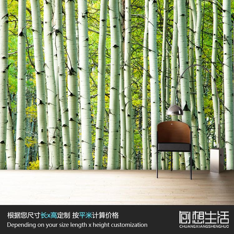 Schlafzimmer Tapeten Gr?n : Forest Green Walls Living Room