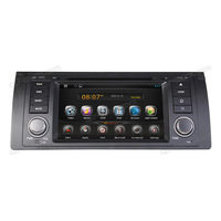 7 inch touch screen gps navigation android car dvd player car dvd gps for BMW M5/E39/X5/E53 with bluetooth+built-in gps