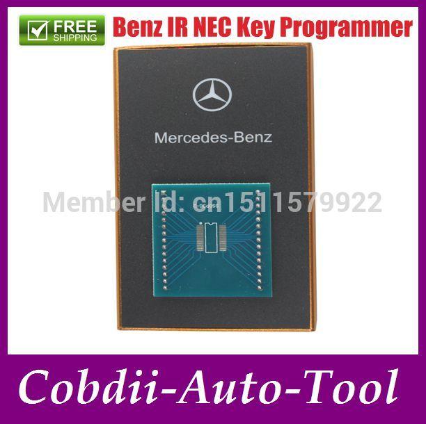 Free shipping!! 2014 New BENZ IR NEC Key Programmer Auto BENZ IR NEC Key Pro(China (Mainland))