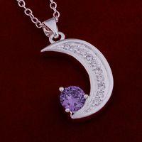 wn623 высокое качество 925 стерлингового серебра 18 дюймов 3 мм цепь женщин Аксессуары ювелирной моды nacklace высокий вкус свадьбы