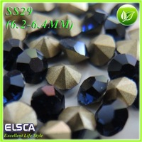 2014 New Glass Point Back Rhinestone Monta color  Point Back Chaton 288pcs