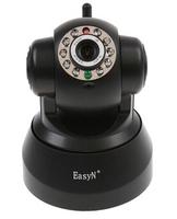 EasyN Wireless Security IP Camera webcam Web CCTV Camera Wifi IR CMOS NightVision P/T With Color BOX DH P2P Surveillance