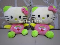 20cm hello kitty toys plush hello kitty plush soft toys stuffed hello kitty  kids toy baby toy one piece free shipping