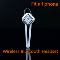 2014 New style Rechargeable Bluetooth Headset,Cool buletooth earphone for Laptop /Mobilephone Cellphone Longtime Standby