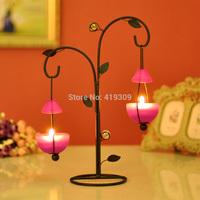 Fashion flower vine mousse romantic gorgeous home daily supplies decoration