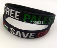 Free Palestine flag bracelet