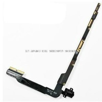 Volume Headphone Audio Headset Jack + PCB Board Flex Cable for iPad 3rd 4th 3G version