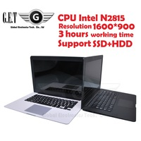 New  14 inch notebook computer Ultrabook laptop PC Intel Intel N2815 dual core 2GB DDR3 250GB HDD Webcam