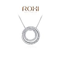 2014 Jewelry Collar Fashion New Arrival, Genuine Austrian Crystal,fashion Women.party Necklaces,chrismas/birthday Gift