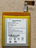 "Genuine for Amazon Kindle 4 6"" Model D01100 Battery MC-265360 Free shipping"