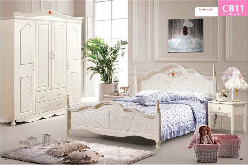 2014 New Mediterranean style elegant beds home designs factory wholesale luxury bedroom furniture hot sale(China (Mainland))