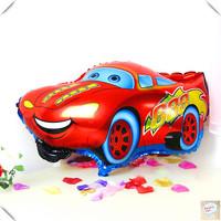 free shipping car shape foil balloons ,animal shape cartoons balloon. size 57x41cm,happy birthday decoration
