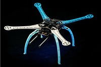 S500 Glass Fiber Multicopter Frame/kit 4-axis DIY QuadCopter Xcopter MWC RC DJI