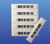 Sensormatic  AM label DR , EAS Anti theft DR barcode label 1000pcs Freeshipping anti-shoplifting system