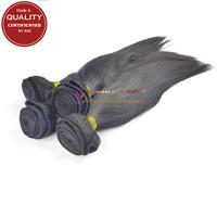 Grade A Virgin unprocessed Peruvian hair human hair Peruvian virgin hair Straight  4 pcs/lot Free Shipping