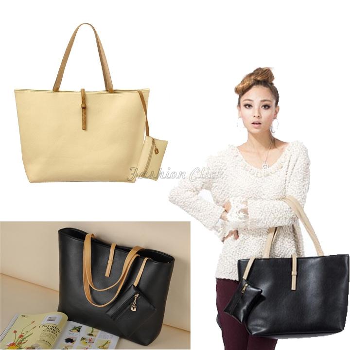 New Europe Fashion Street Women Lady Handbag Soft PU Leather bag Tote Purse Shoulder Bags bolsas femininas bolsa de franja C18(China (Mainland))