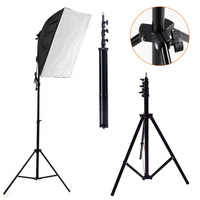 240cm 7.8ft  Light Lamp Stand Tripod for Photo Studio Video Flash Umbrellas Reflector Lighting 2.4m#F80702