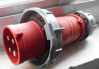 Waterproof plug TYP173 (16A 4 core) IP67 Industrial plug