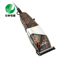 Free shipping powerful hair trimmer with stainless steel knife for family and barber shop LILI 029