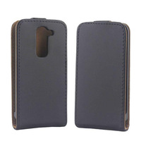 50pcs/lot Magnetic Vertical Flip Leather Case For LG G2 Mini D620 D620R D620K Cover Pouch Free Shipping