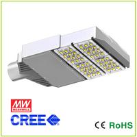 60W LED Street light IP65  CREE LED.   High efficiency, Meanwell power supply, Three years warranty
