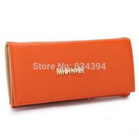 New Arrivals 2014 Fashion Brand Female Wallet For Women Vintage Leather Hasp Clutch Purse Bolsas Femininas Carteira Travel Bags