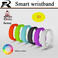 Smart bracelet Intelligent wristband Bluetooth 4.0 Sports bracelet waterproof Multi colors call notifications Free shipping