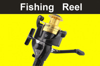 fishing boat reel,fishing material,Mini Reel,1pcs