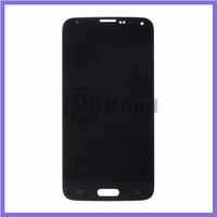 5pcs/lot Black white LCD Display Complete + Touch Screen Digitizer Assembly For Samsung Galaxy S5 SV GT- i9600 G900