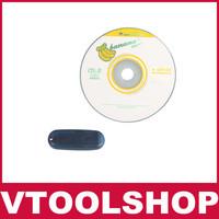 2014 SAAB TIS2000 CD And USB Key For GM TECH2 SAAB Car Model free shippping