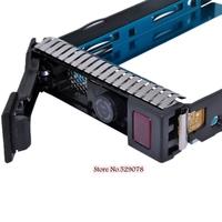 "Free shipping 651314-001 3.5"" LFF SAS SATA HDD Tray Caddy 651320-001 for HP G8 Gen8 DL380p 388 360"