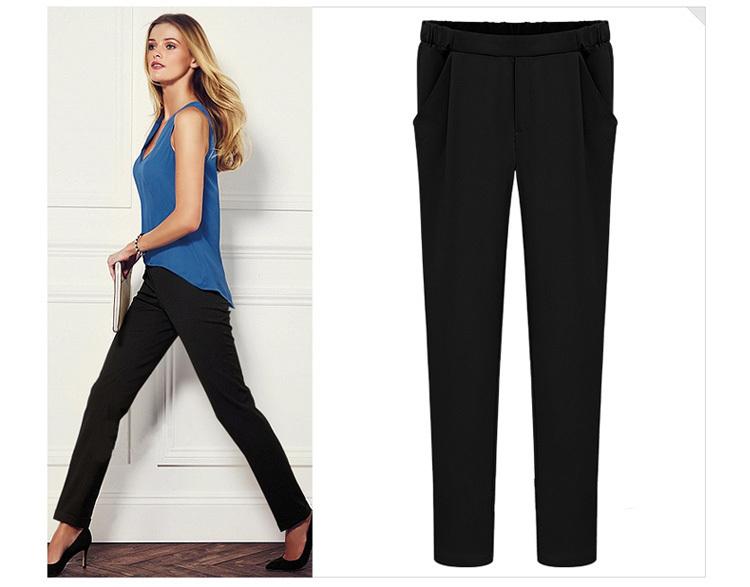 Женские брюки s/2xl fl20122  женские брюки s xl a033