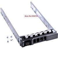 """2.5"""" inch SAS SATA Tray Caddy Sled Hard Drive For 0G176J R820 R720 R620 R520 R320 R715 R815 R710 R810 R610 Free Shipping"""