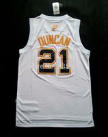 San Antonio 21 Tim Duncan Jersey, Cheap Basketball Jersey Tim Duncan New Rev 30 Embroidery Logo, Mens S-3XL Free Shipping