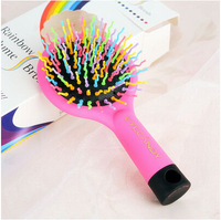 Magical Comb Princess Hairdressing Combs Travel Essentials Hair Styling Tools Hair Brush Free Shipping