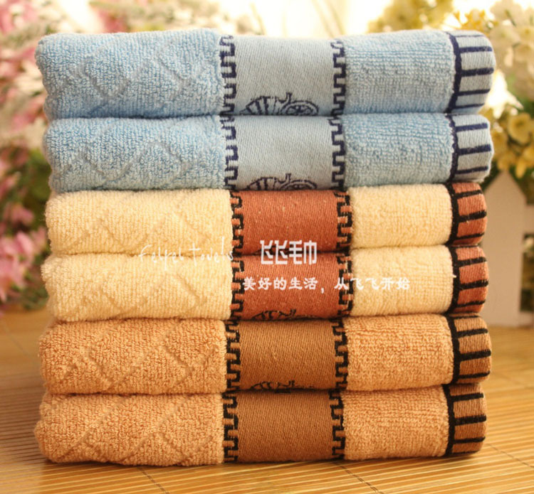 2014 NEW 100% bamboo fiber Towel 76*36cm 100% cotton soft microfiber face towel HOME cotton absorbent brand towels set D0066(China (Mainland))