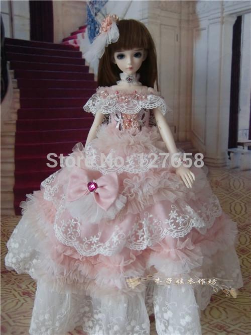 Аксессуары для кукол WINSTART 1 1/3/4 /bjd SD 1 3 1 4 1 6 1 8 1 12 bjd wigs fashion light gray fur wig bjd sd short wig for diy dollfie