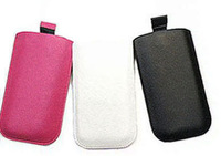 2014 New Pull Up Tab Strap Bag For thl 4400 For thl t5 t5s PU Lichee Leather Pouch bags Cell Phone Cases