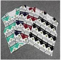 Cheap Brand Crop Top For Women Marlboro Letter Floral Tshirt Harajuku Sexy Slim Girl Shirt Tops Tee BTZ054-68