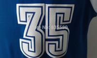 Oklahoma 35 Kevin Durant Basketball Jerseys, Cheap Brand REV 30 Embroidery Logos Kevin Durant Basketball Jersey, Free Shipping