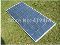 100 WATT 12 VOLT SOLAR PANEL - 100W 12V - Polycrystalline Solar Panel