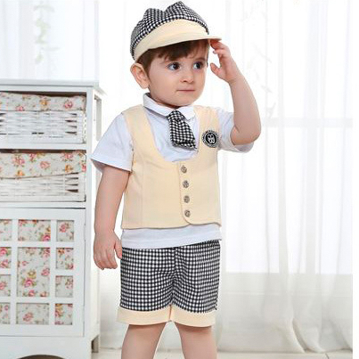 Cute Cheap Clothes For Babies New Summer Baby Boy Casual