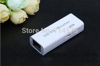 2014 1pcs/lot Portable Mini Wireless wifi Router 3G 4G Hotspot RJ45 150Mbps Wifi Hotspot support 3G USB modems Free Shipping